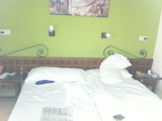 Hotel Entremares: camas
