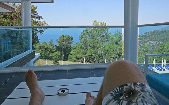 Garcia Resort & Spa: oda manzarası