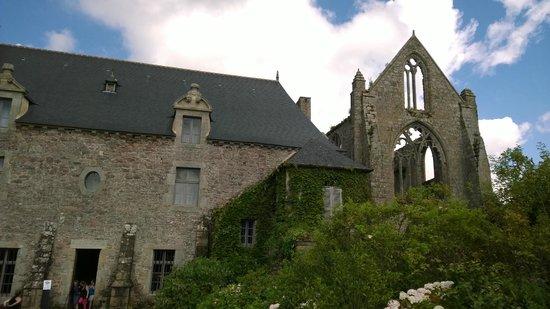 Abbaye De Beauport : l'ensemble