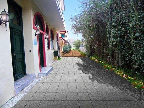 Club Zante Plaza: Entrance Gioiedimare