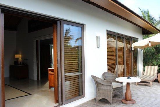 The Residence Zanzibar: Piscina privada de la villa