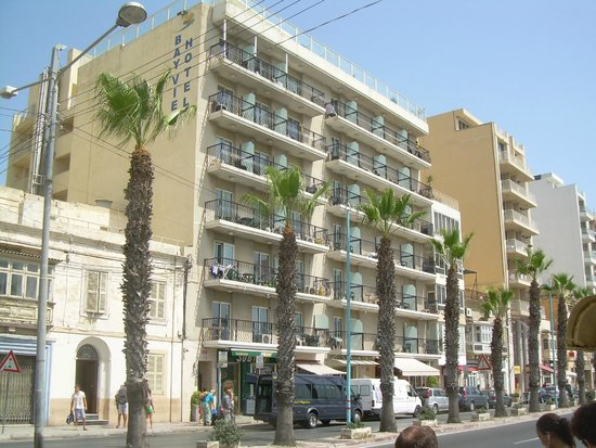 Bayview Hotel & Apartments : Hotel Bayview