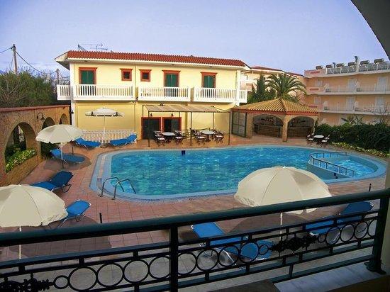 Club Zante Plaza: Pool Gioiedimare