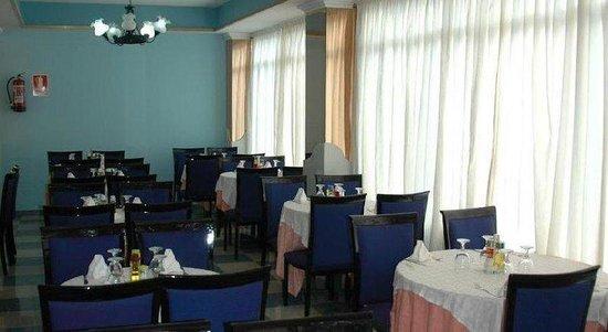 Santa Monica Playa: Restaurant