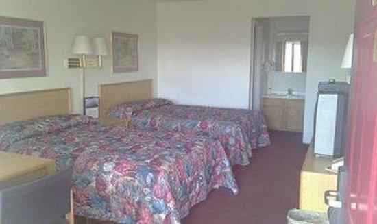 Parachute Inn : Doubleroom
