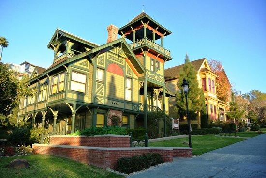Fairfield Inn & Suites by Marriott San Diego Old Town : Área histórica