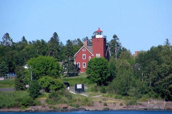 Country Inn of Two Harbors: Lighthouse