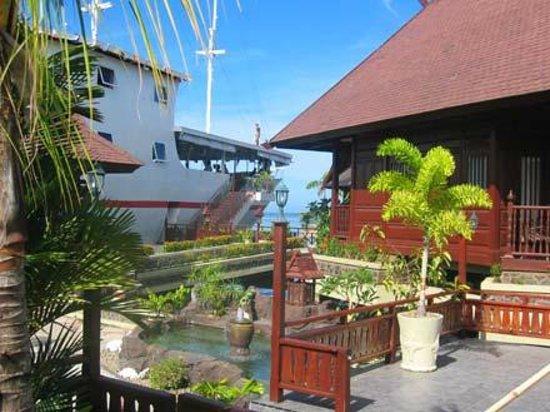 Hotel Pantai Gapura Makassar: Kamar dengan Pemandangan Laut