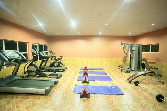 D' Palms Airport Hotel: Inspirations Gym