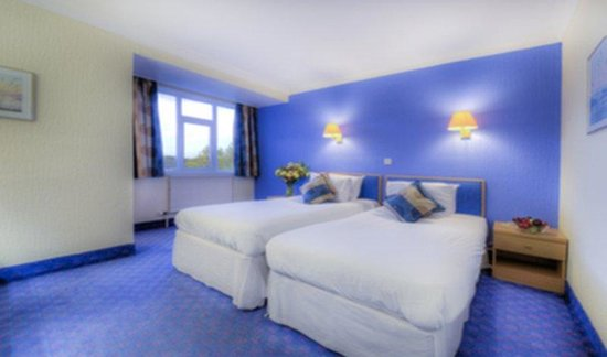 Cobden Hotel Birmingham: Twin Room