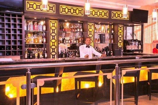 D' Palms Airport Hotel: Hotel Bar at Swiss International D'Palms Airport