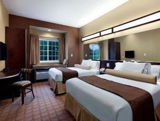 Microtel Inn & Suites by Wyndham Cambridge : 2 Queen Bed Room