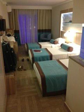 Blue Bay Platinum Hotel: Room for 3 people
