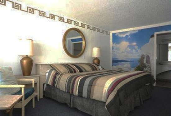 Austin Motel: 1 King Standard