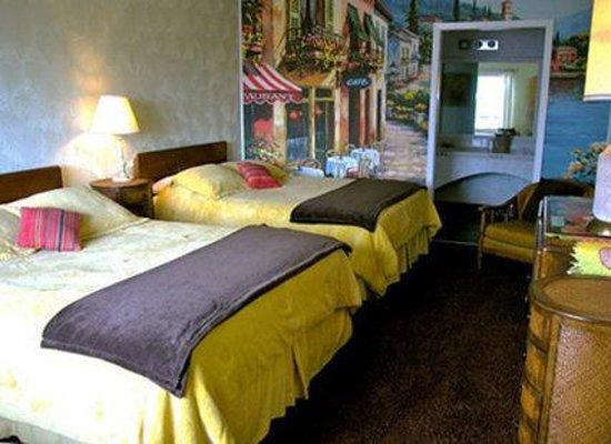 Austin Motel: Standard 2 Queens