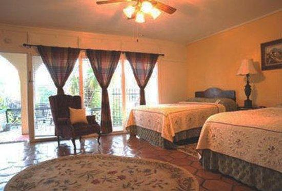 Austin Motel : Poolside Room