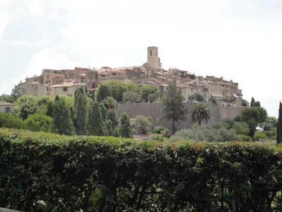 Le Mas de Pierre : Средневековый Сен-Поль