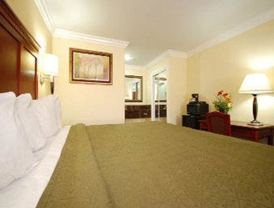 Super 8 Cypress Buena Park Area: One King Bed Guest Room