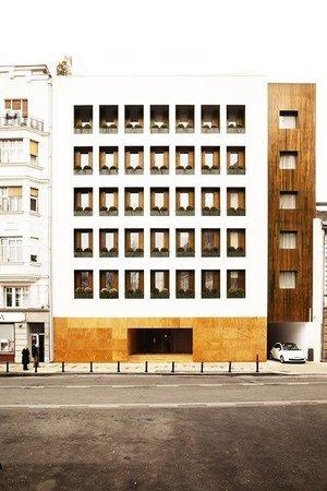 Square Nine Hotel Belgrade: Exterior
