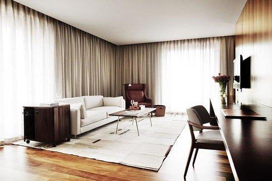 Square Nine Hotel Belgrade: Presidential Suite