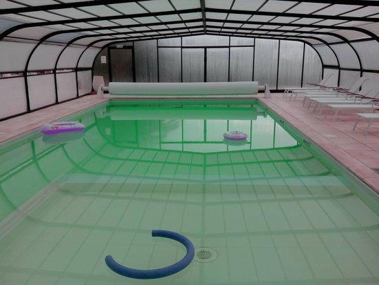 Hotel Restaurant de l'Ocean: La piscine