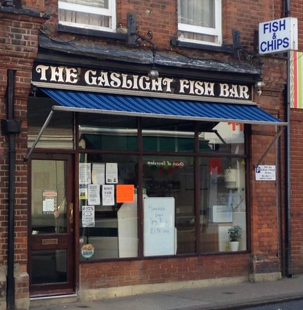 Gaslight Fish Bar
