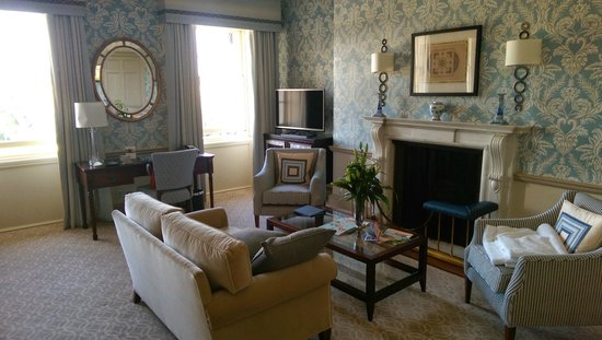 The Royal Crescent Hotel & Spa : John Wood Suite