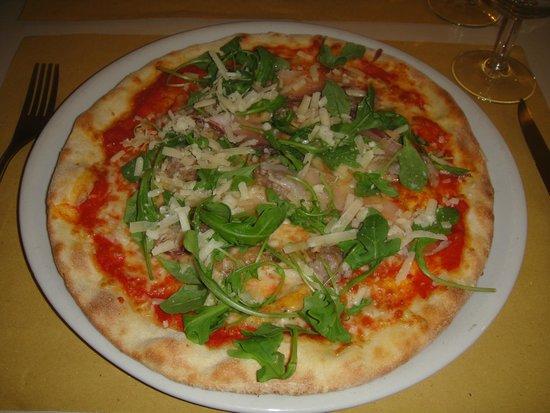Il Pizzaiolo: Pizza Boris : UNE TUERIE !