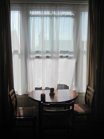 Panama Apartments: Lounge/diner