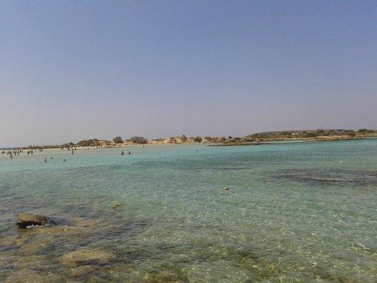 Playa de Elafonisi: Stupendo!