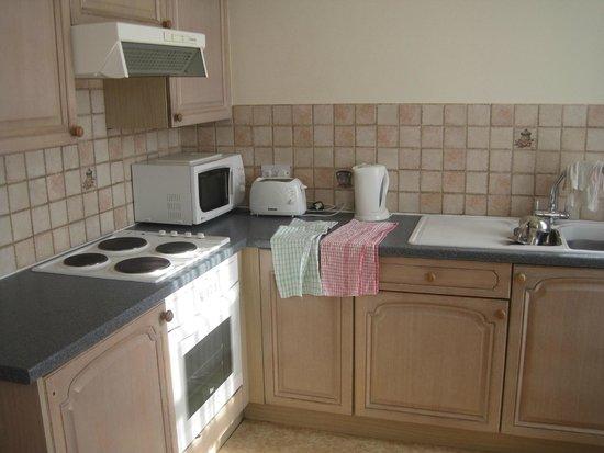 Panama Apartments: Kitchen