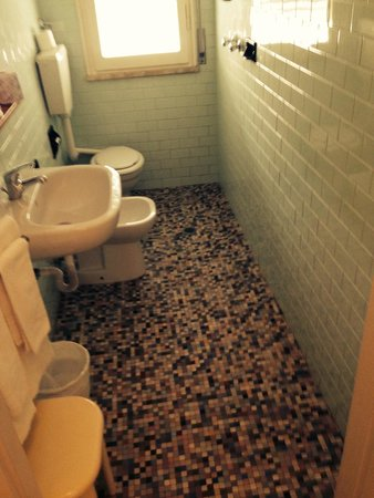 Hotel Felsina: bagno