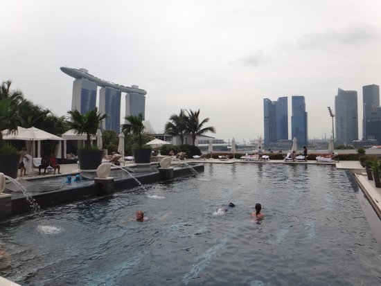 Mandarin Oriental, Singapore: Pool