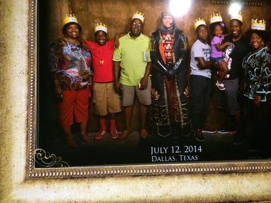 Medieval Times Dinner & Tournament : Family times