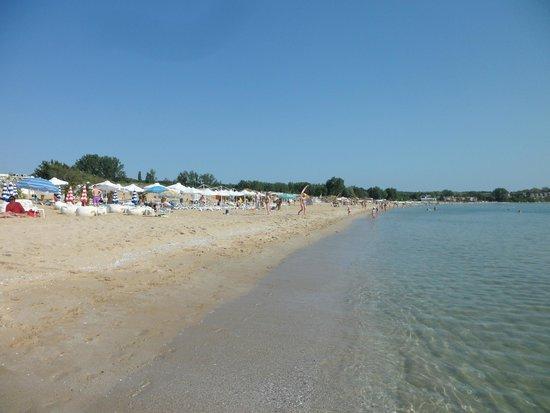 Sozopol, Bulgarije: Пляж