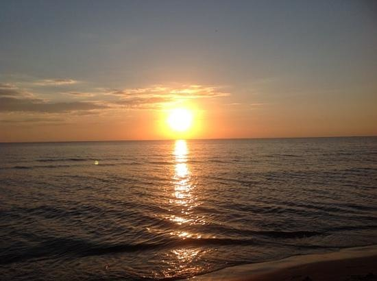 Palanga Beach. Palanga sunset   Picture of Palanga Beach  Palanga   TripAdvisor