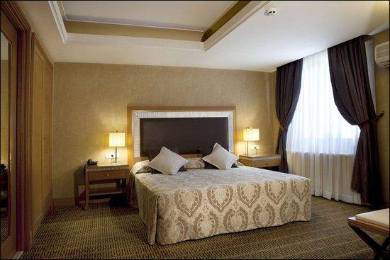 Hotel Zurich Istanbul: Hotel Zurich Room
