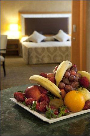 Hotel Zurich Istanbul: Suit Room