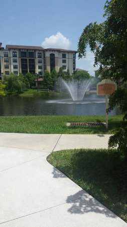 Sheraton Vistana Villages - International Drive: Fountains at St Augustine