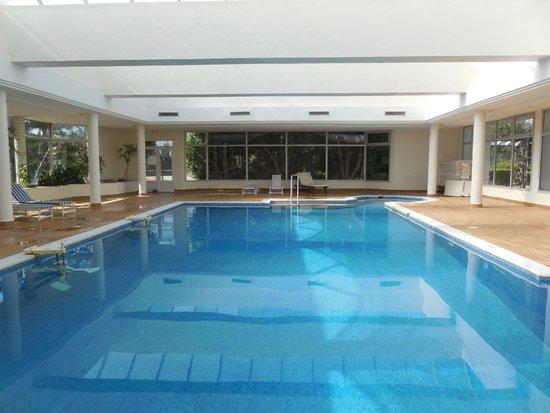 Hasdrubal Thalassa Hotel & Spa Port El Kantaoui: Piscine d'eau de mer