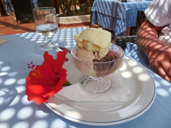 Hasdrubal Thalassa Hotel & Spa Port El Kantaoui: Dessert