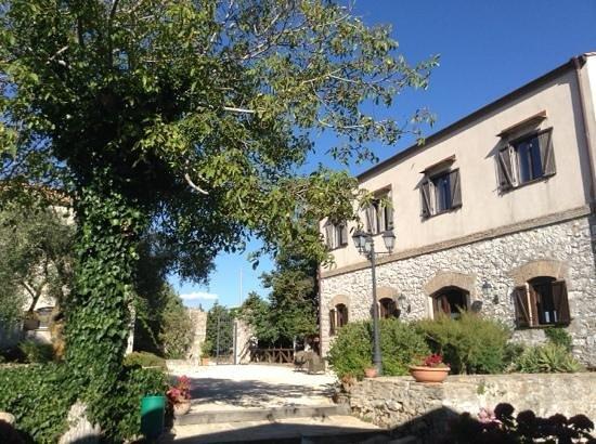 Agriturismo Sant'Agata: santa agatha