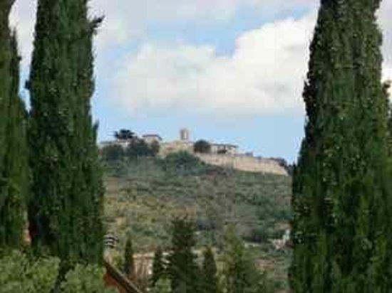 Agriturismo Marfuga : Castello di Campello