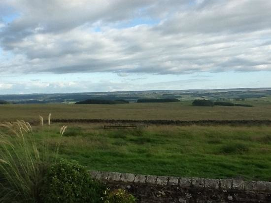 Carraw Bed & Breakfast: view from our room...