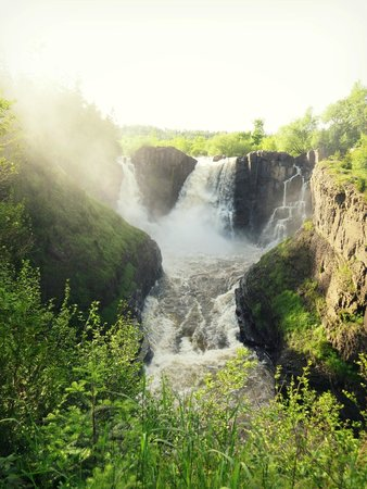 Grand Portage State Forest: How is it prettier than this!?