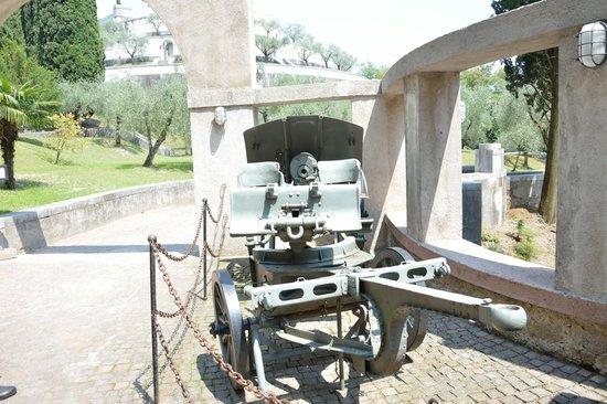 Il Vittoriale degli Italiani: Giardino