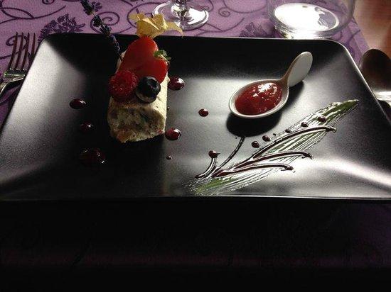 Restaurant Le Continental : nougat
