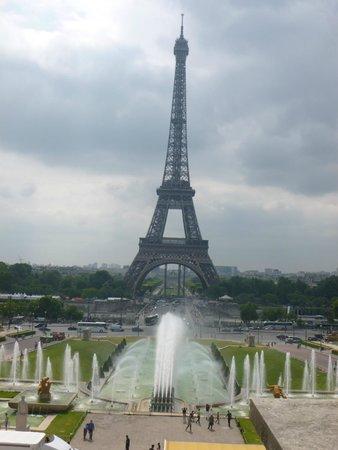Trocadero: Vista Torre