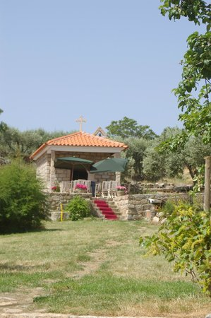 Casa do Redondo : capela
