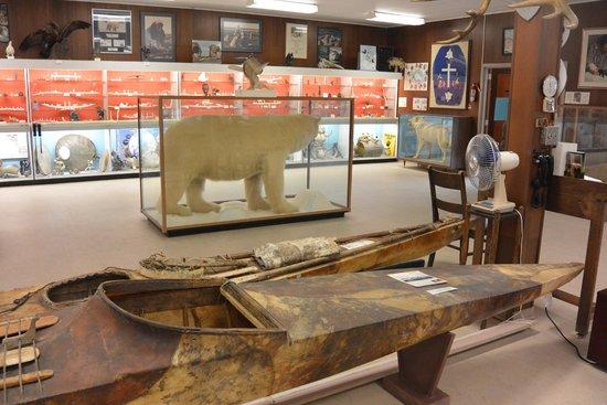 Eskimo Museum : Inuit muesuem of Churchill - quite special it is!